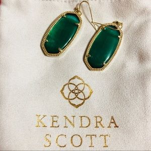 Kendra Scott Elle Gold Earrings
